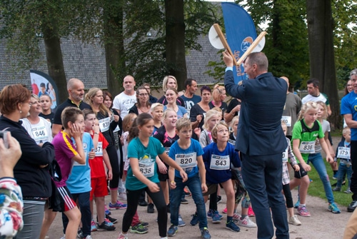 Nationale Sportweek 2019 trapt af met de Sprenge Trail