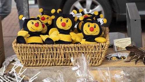 Bijen en Honingmarkt in Epe