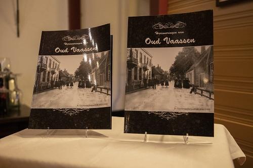 """Boek presentatie """"Oud Vaassen"""""""