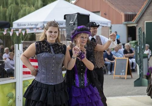 Line-Dance-Middag  bij Gezinspark 't Smallert