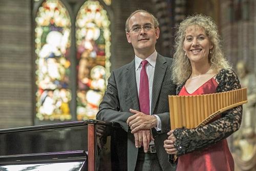 Orgel- en panfluitconcert in Dorpskerk Vaassen