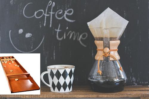 Koffie-inloop en sjoelen in dorpssteunpunt de Hezebrink weer van start