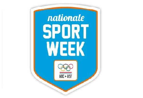 Nationale Sportweek, van 20 t/m 29 september