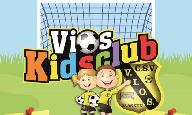 Zaterdag Vios Kidsclub event