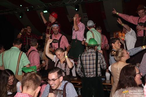 Bier- und Weinfest zaterdagavond deel 1/2