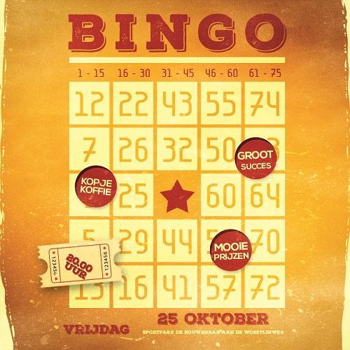 Bingo bij SV Vaassen