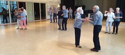 Dansen is plezier voor twee!