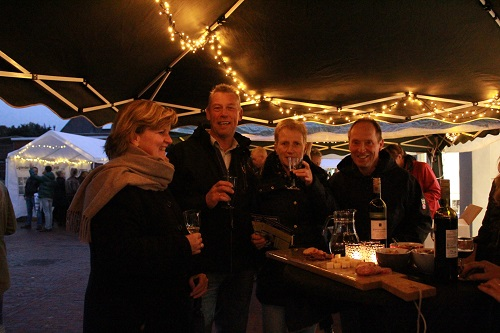 Walk and Wine Tasting in het centrum van Vaassen