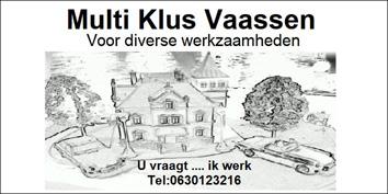 Multi Klus Vaassen