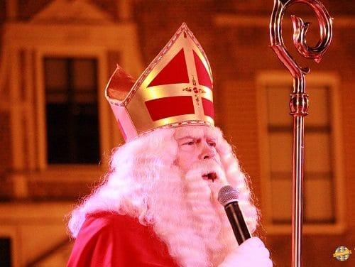 Sinterklaas intocht in Vaassen Deel 2
