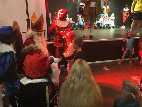 Intocht Sinterklaas Emst