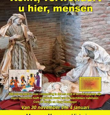 Kerstexposities in het Museum Vaassen Historie