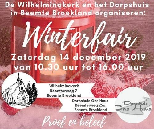 Proef en beleef de Winterfair in Beemte – Broekland