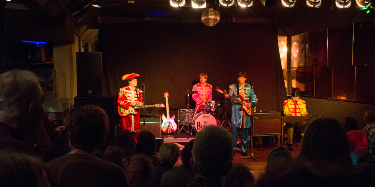 Supergaaf optreden Beatles Revival Band in Emst