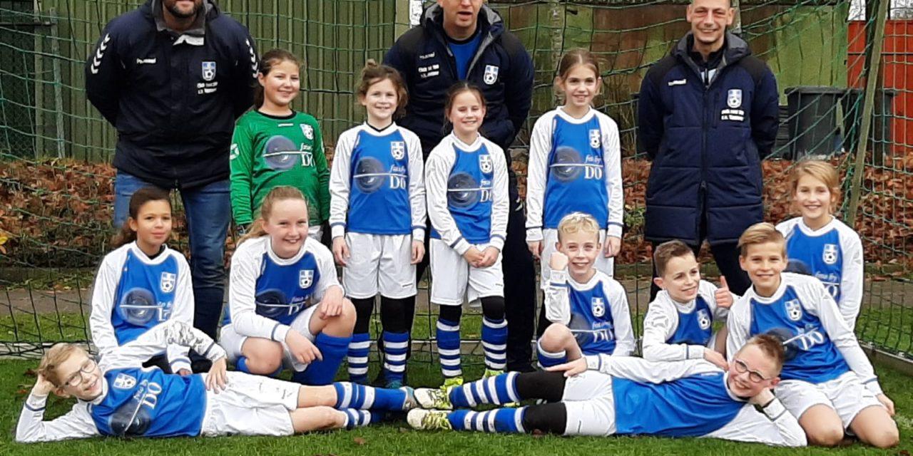 sv Vaassen JO 09-1 Kampioen