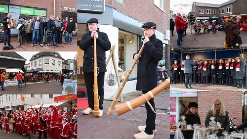 Kerstevent in het Centrum Vaassen