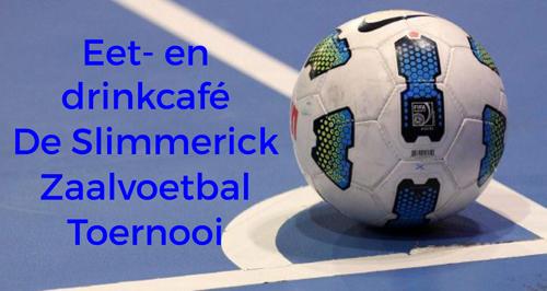 Speelschema voor toernooi om Eet- en Drinkcafé De Slimmerick Wisselbeker nu ook bekend