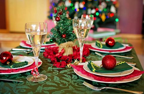 Kerst vieren we samen: kerstdiner op 22 december