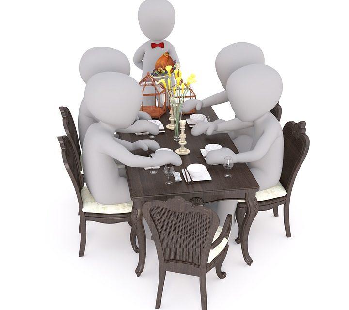 Samen eten: buffet van Koppel-Swoe in Bloemfontein
