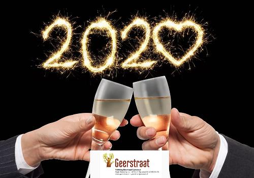 Nieuwjaars  Receptie Buurtraad Geerstraat