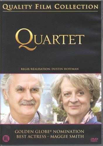 Filmavond: Quartet