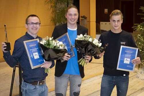 Winnaars sportprijzen 2019