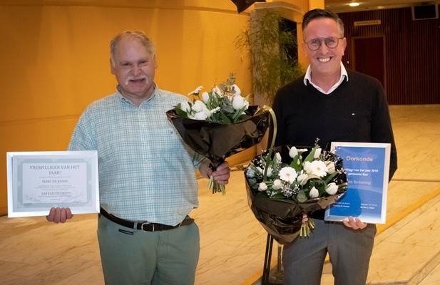 Wim Schuring krijgt Vrijwilligersprijs