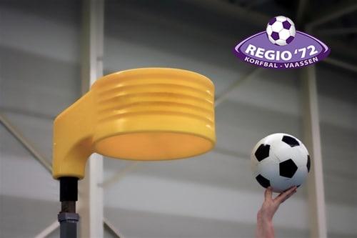 Regio ´72 pakt koppositie na heerlijke topper tegen Invicta