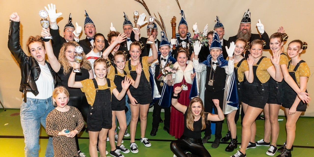 Magic Dancers der Rossumdaerpers pakken eerste plaats in Olst