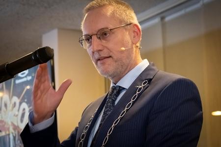 Nieuwjaarstoespraak burgemeester Tom Horn