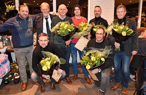 Druk bezochte Nieuwjaarsreceptie bij c.s.v Vios Vaassen.