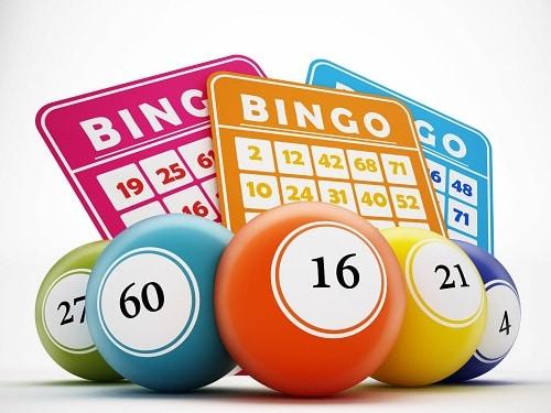 Vrijdagavond 21 februari bingo 'Prins Bernhard'.