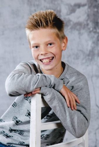 Tim Huis in 't Veld pupil van de week bij KCVO – Helios