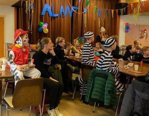 Vrijdag was er al een Carnavalsbingo bij de Speeltuinvereniging de Kouwenaar
