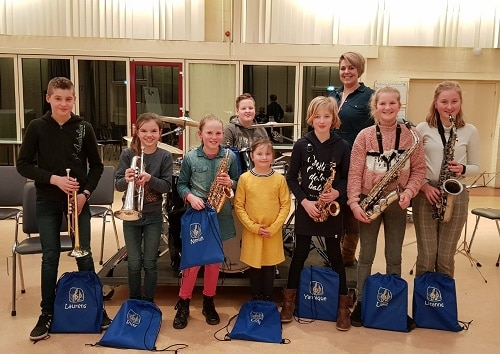 Start nieuw jeugdorkest bij Vaassens Fanfare Corps