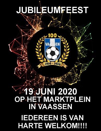 100 jaar S.V. Vaassen!