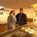 Dierck-Jan en Roelinka van Lokaal Vaassen
