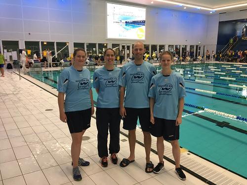 Masterzwemmers ZVV meten zich aan Nederlandse mastertop tijdens ONMK
