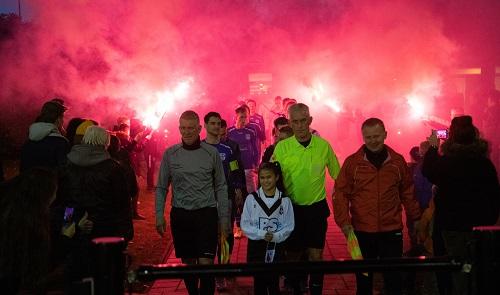 Zaterdagavond Derby tussen KCVO en SV Epe