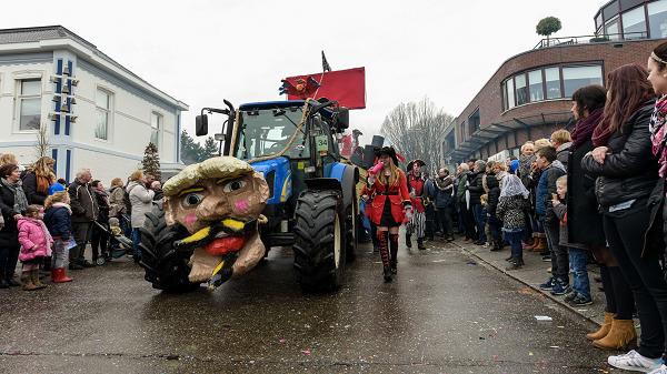 Route carnavalsoptocht moet opnieuw worden aangepast