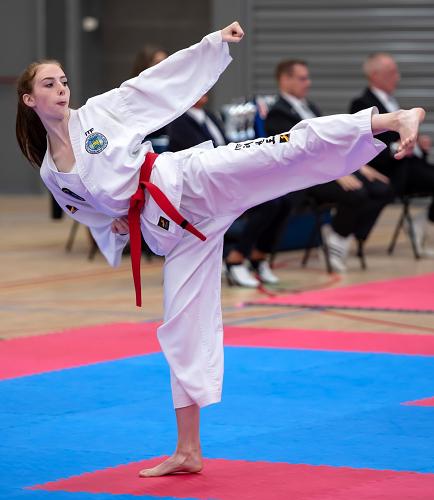 Open Les Taekwon-Do (jeugd) Vaassen