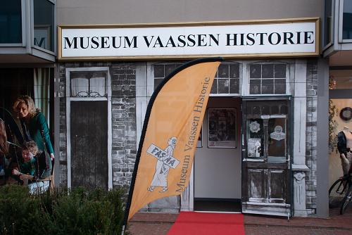 Opening drietal tentoonstellingen Museum Vaassen Historie