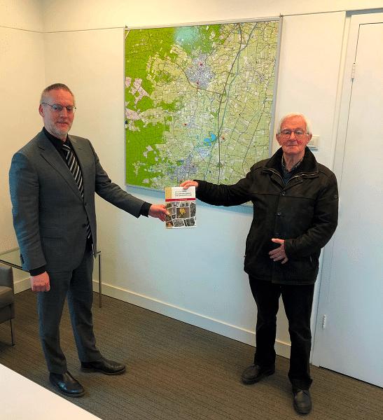 Boek over verzetsstrijder Aalt van Vemde gepresenteerd