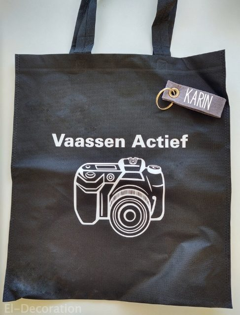 Gefeliciteerd Karin van Bussel!