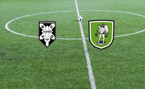 KCVO verslaat Warnseveldse Boys: 2-1