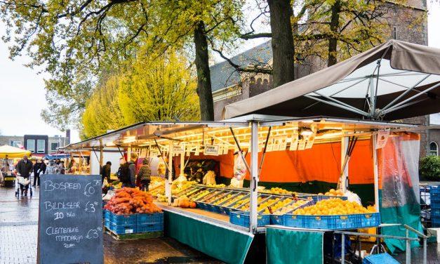 Markt Vaassen verhuist 2 mei weer terug naar Marktplein