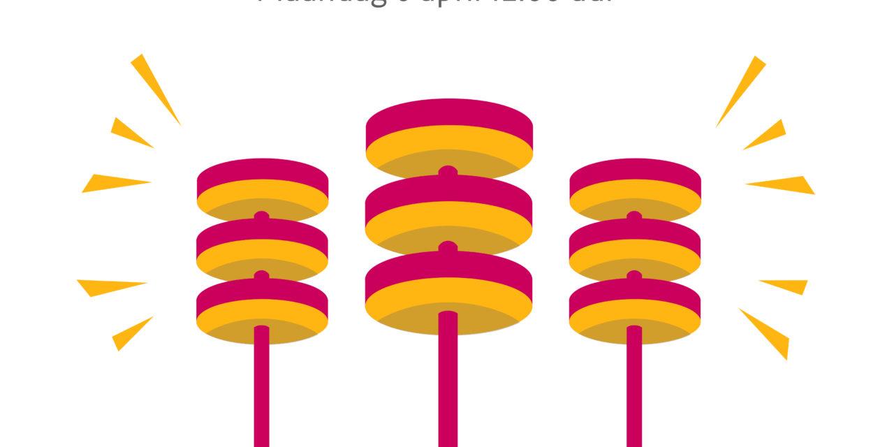 Test sirenes ook a.s. maandag 6 april om 12:00 uur