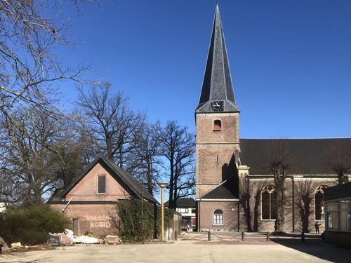 Dorpskerk Vaassen is nu ook op zaterdag gesloten