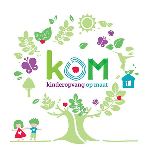 KOM Kinderopvang blijft online in contact met de kinderen!