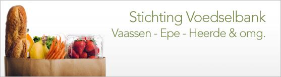 """Een """"Roodhart""""voor o.a. voedselbank Vaassen"""
